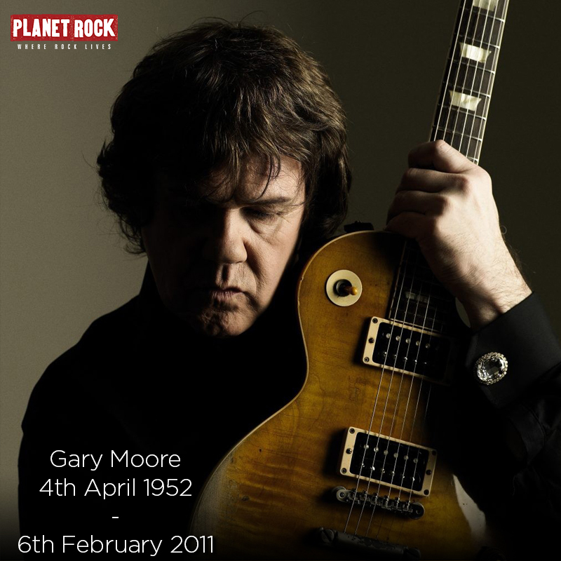 It would have been the birthday of guitarist Gary Moore today. RIP, legend. <br>http://pic.twitter.com/iaS49rV9Y4