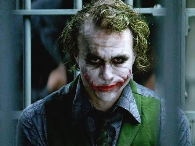 Happy birthday to the most loved villan Heath Ledger