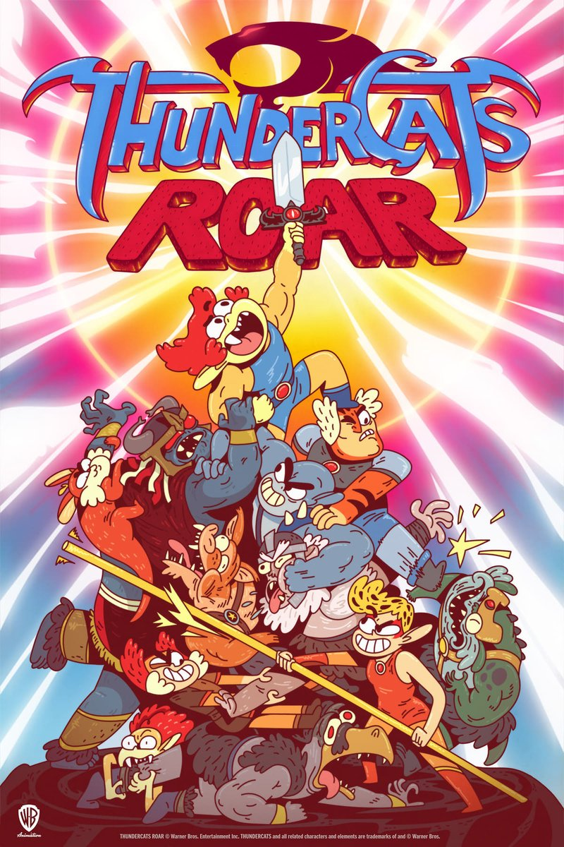 Thundercats Roar 2020 Season 1 Episode 13 S1 E13 Cartoon Network