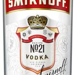 Image for the Tweet beginning: Smirnoff Red Label Vodka 1L
