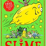Image for the Tweet beginning: Slime Hardcover - David Walliams