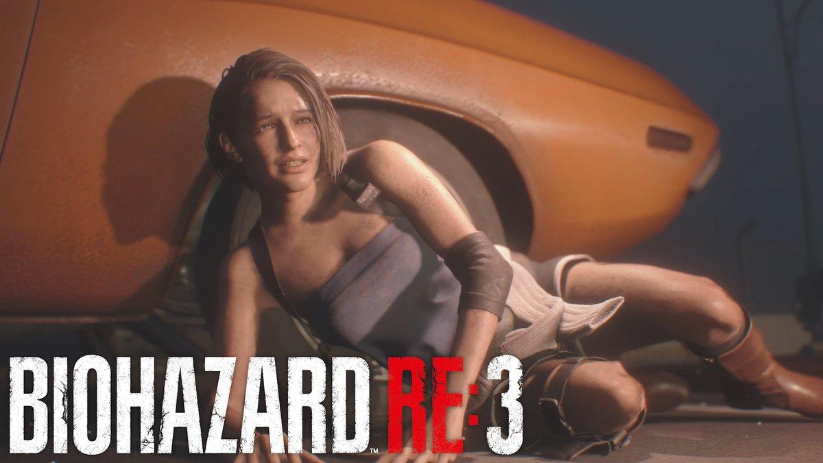 #2【バイオRe3】映像が進化しすぎて興奮が止まらない新作バイオRe3【Resident Evil】↓動画はこちらから!見てねえええええええええええええええええええええええええええええええええええ!!#バイオハザードRE3#BIOHAZARDRE3