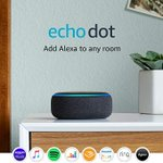 Image for the Tweet beginning: Echo Dot (3rd Gen) -