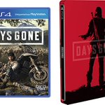 Image for the Tweet beginning: Days Gone with Limited Edition