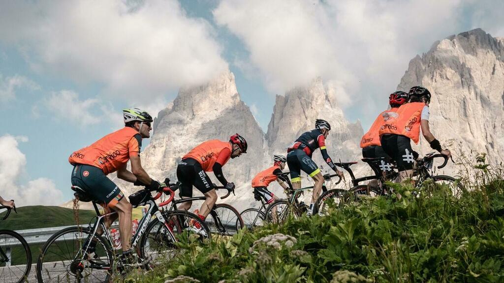 Annullata la maratona Dles Dolomites a causa del c...
