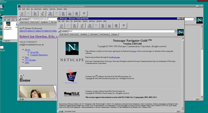 test Twitter Media - #OnThisDay in #tech (1994) #Netscape is born! 19 years to the day after #Microsoft was formed, Marc Andreessen and Jim Clark create the Mosaic Communications Corporation, which will later be renamed Netscape Communications Corporation.  #technology #History https://t.co/n4Qx3rJjKt