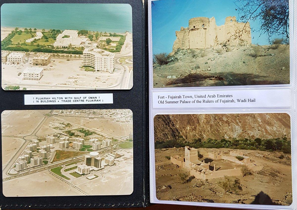 1990. Fujairah. Ancient and modern.. pic.twitter.com/VSMjvddJ4x