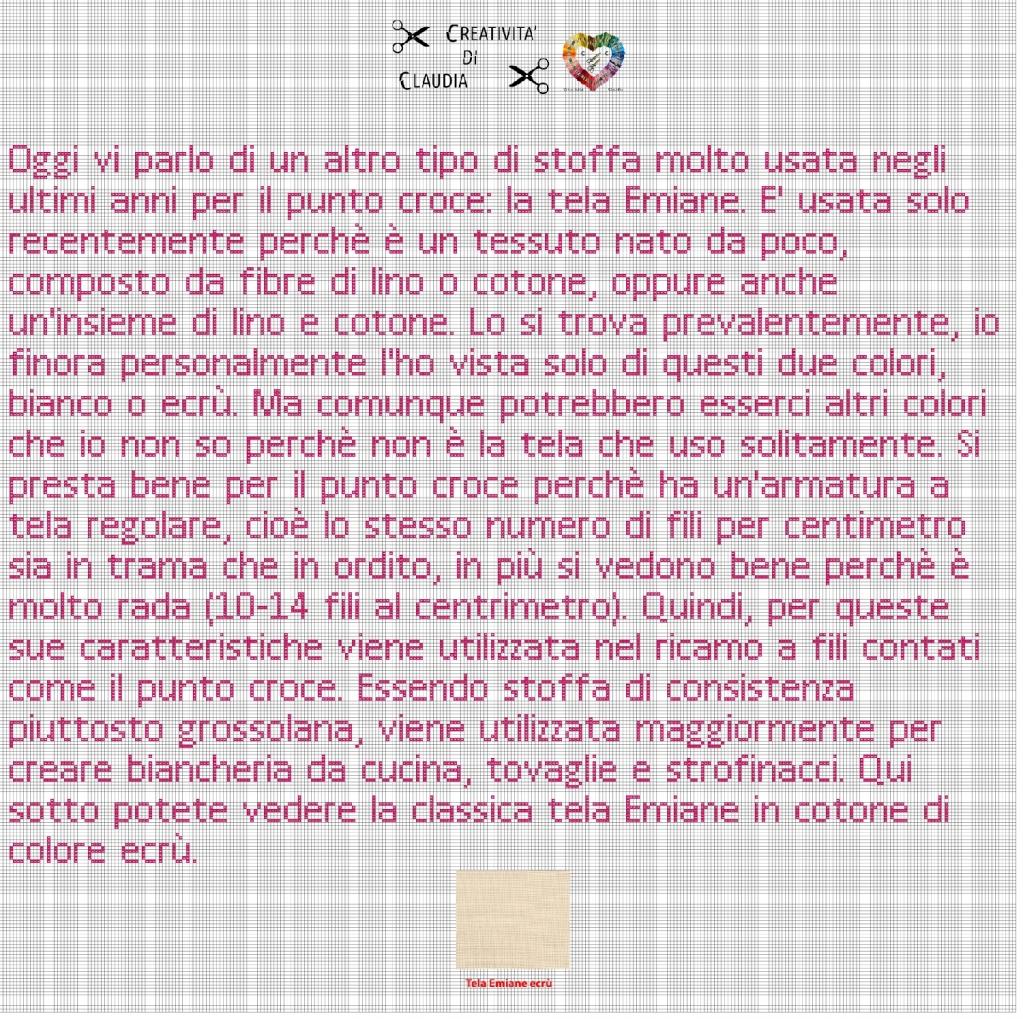 Punto Croce in pillole: I materiali 2  #puntocroce #mamma #mammaefiglia #ricamo #ricamoamano #ziaenipote #nonnapic.twitter.com/pX81ihdrrY