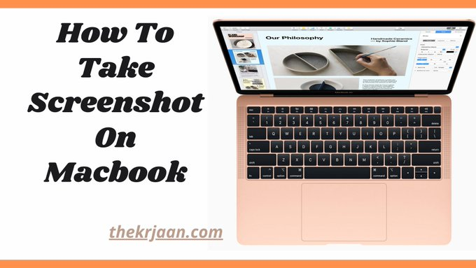 Screenshot on Macbook | How To Take Shot On Mac