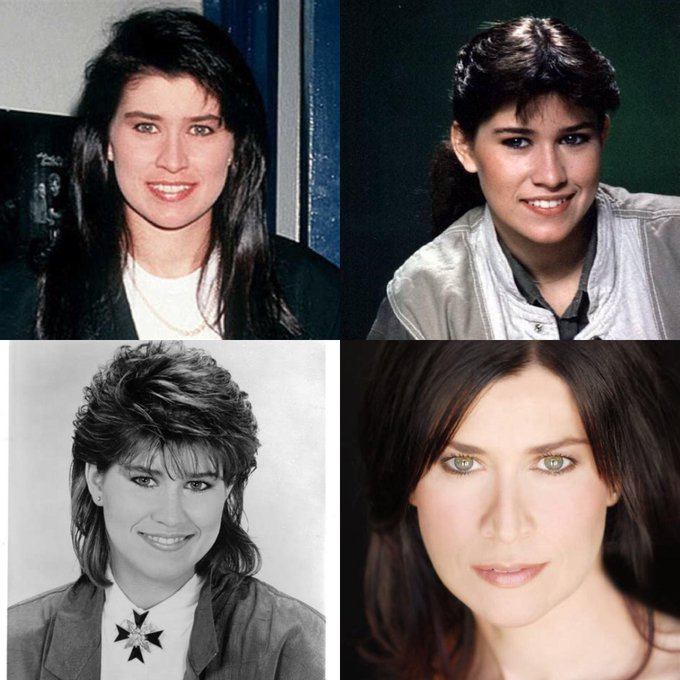 Happy 54 birthday to Nancy McKeon . Hope that she has a wonderful birthday.