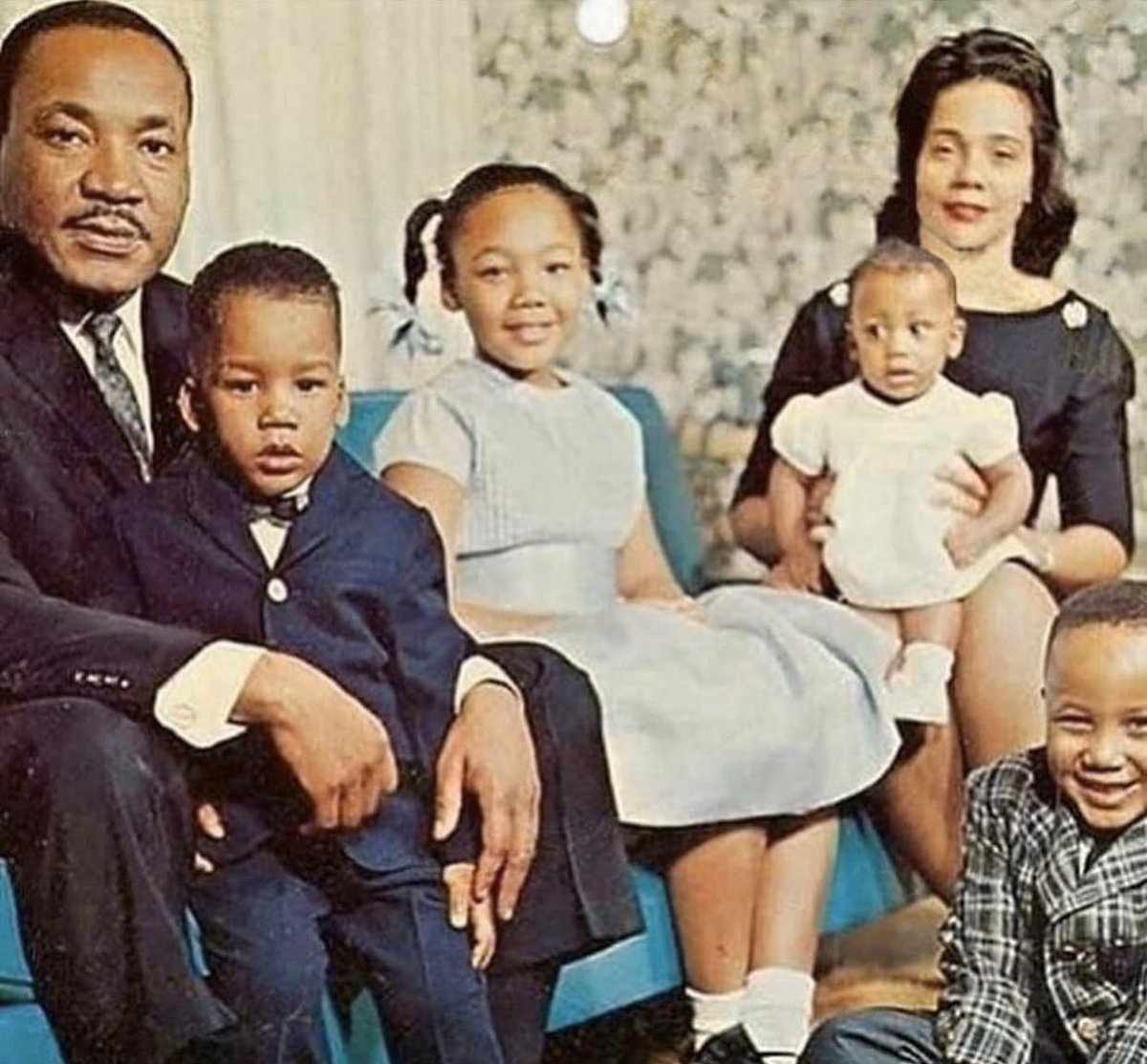 He didn't die of natural causes.   My father was murdered for working to end racism, war and poverty and for speaking truth to White people in power who didn't want to share it.   The evils he opposed then still exist now.   #COVID19 is revealing just how much.