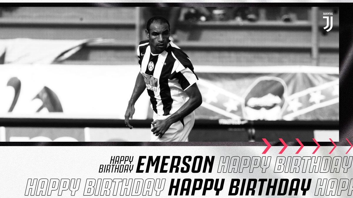 Feliz aniversário, #Emerson! 🎂⚪️⚫️🇧🇷