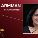 Image for the Tweet beginning: We're so pleased that @armmanindia