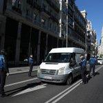 Image for the Tweet beginning: Spain's daily coronavirus death toll