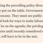 Image for the Tweet beginning: Wow, Financial Times editorial today.