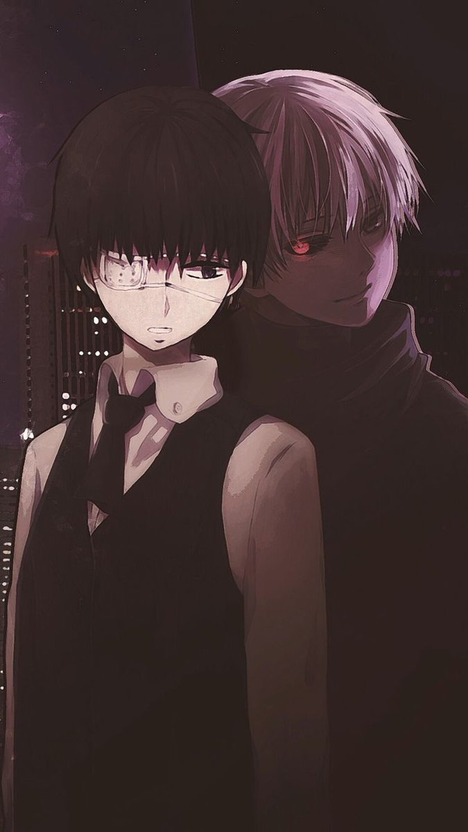 you think you danced with the devil and you love him now #anime #tokyoghoul #kanekiken pic.twitter.com/o38og6UbB5