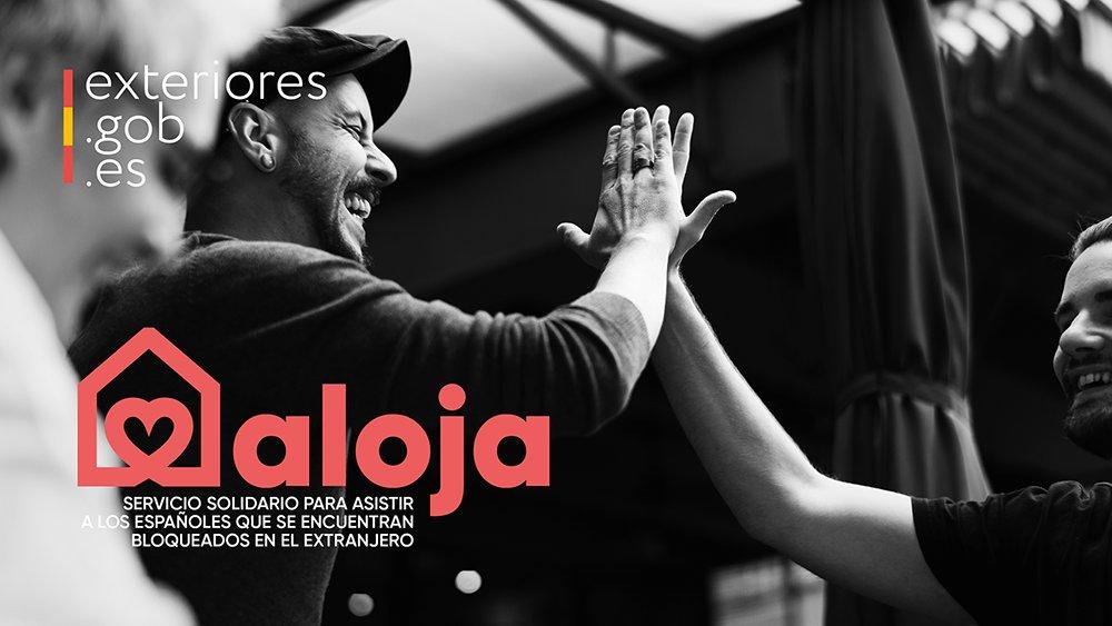 Exteriores. 📲 #Aloja es un servicio de alojamiento...: abre ventana nueva