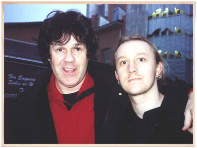 Happy Birthday Gary Moore. Great memories of the last tour with B.B. and earlier solo tours.