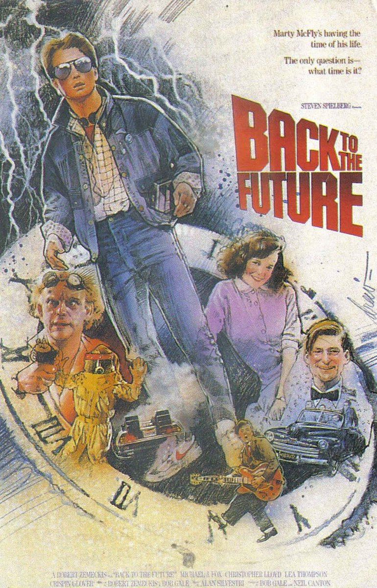 #BackToTheFuture #fans, reply below with your fave #BTTF pictures!  (Pictures can also be from the comics & animated series etc.)  Have you found any really rare pics? #BackToTheFutureFans #1980s #80s #Movies #80sMovies #1980sMoviespic.twitter.com/QL7fHALXKW