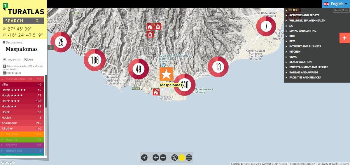 Touristic map of #Spain, infographics for tourist - #Maspalomas - #accommodation - https://turatlas.com/?name=Maspalomas&id=1744395&x=27.761&y=-15.5868&z=12&zfo=0&m=2_1,79_0,80_0,81_0,82_0,97_0&f=4_1,5_1,6_1,7_1,8_1,20_1,95_1,151_1,153_1&u=&t=1&i=0&mt=3&l=en…pic.twitter.com/nJVwXsD8Jc