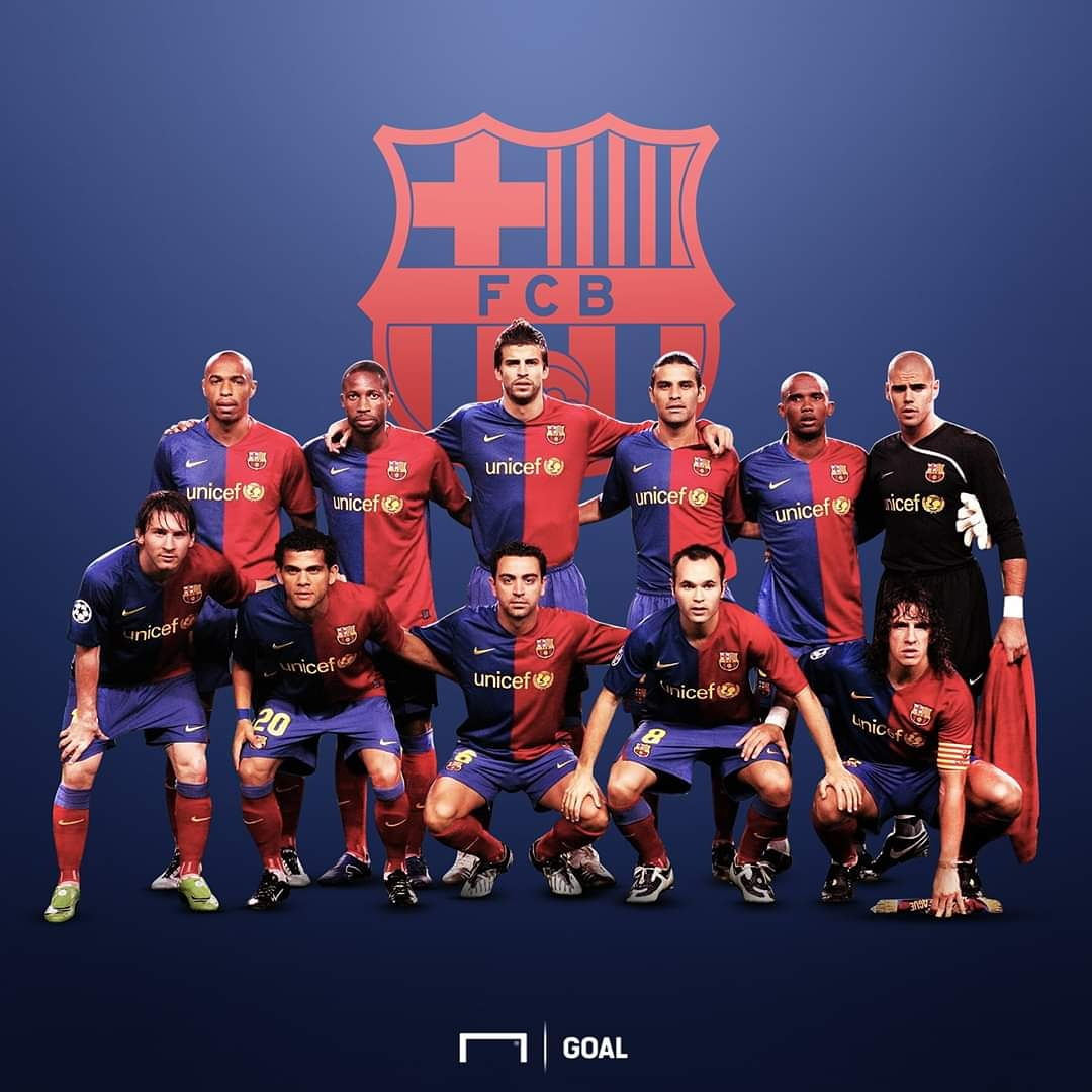 Best barcelona team ever #legends  #Barcelona pic.twitter.com/AfsEg1OtiX