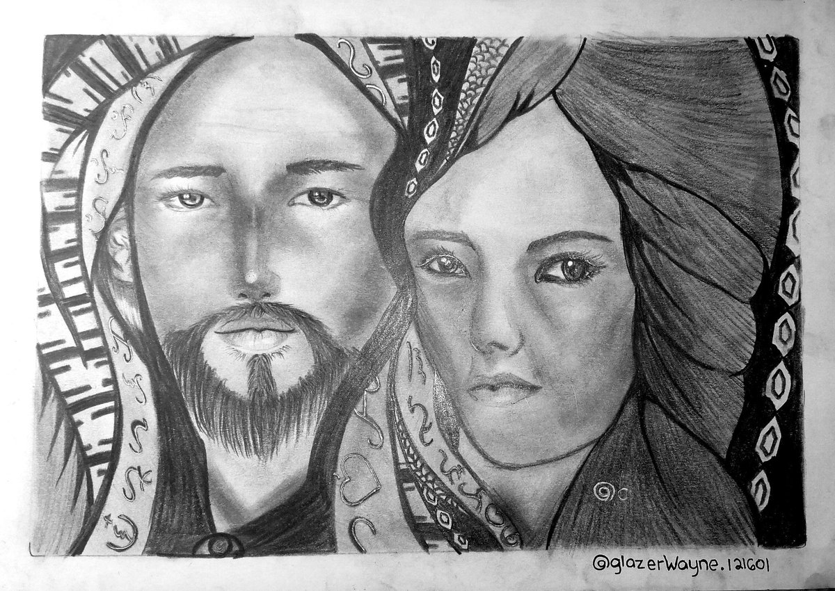 Art using Charcoal pencils is self discovery every good artist draw what he is.  #myartworks #portraits #charcoalartspic.twitter.com/BlHic3oGo8