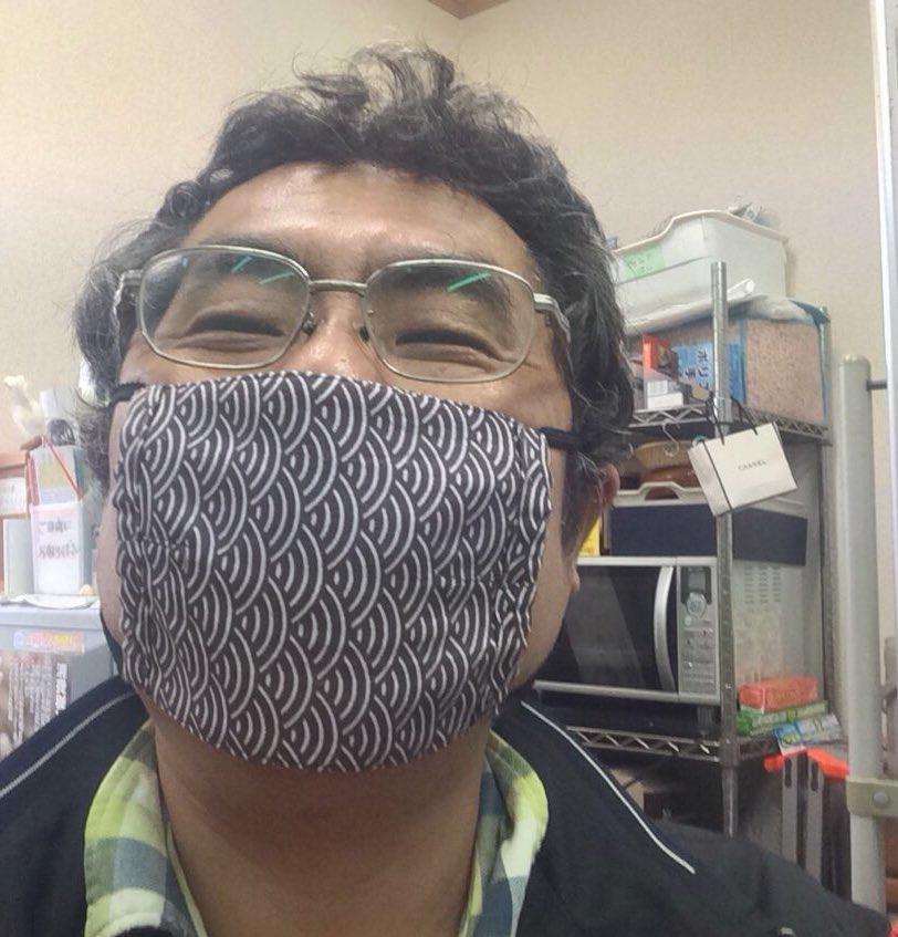 マスク 消毒 熱湯