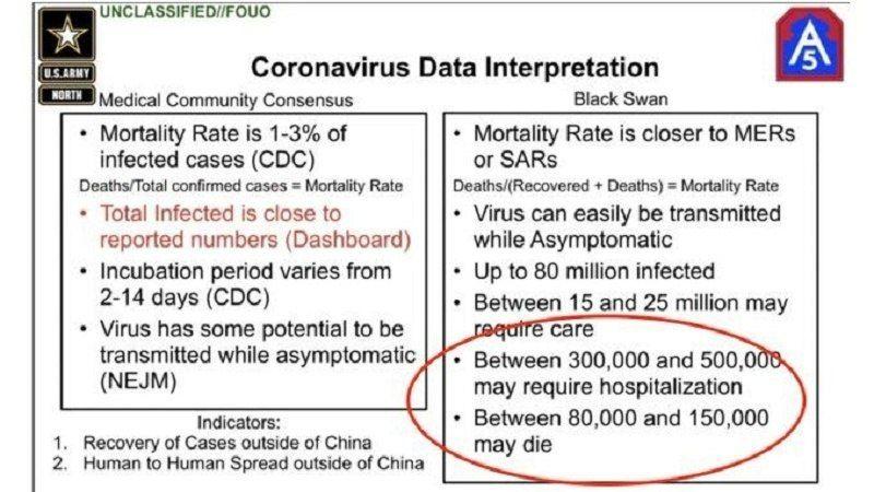 koronavirus ve Spojených státech, pokec24