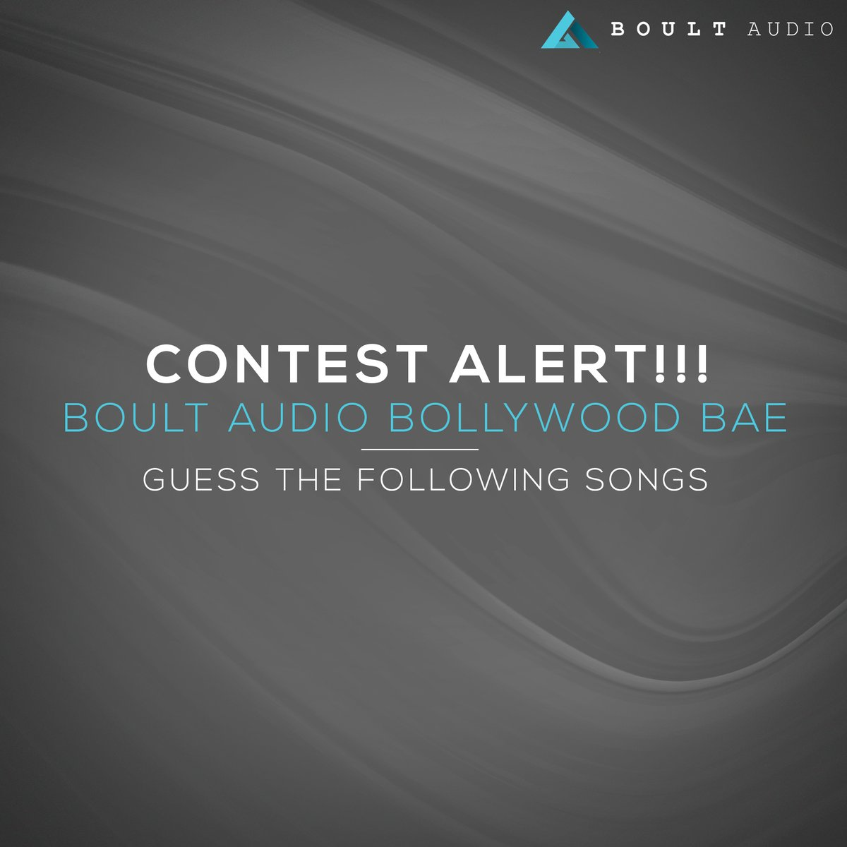 Are you the biggest Bollywood music lover? Well, it's time to prove it. Comment the names of the Bollywood songs, tag your friends below asking them to participate.  3 lucky winners get a Boult Audio Curve. Hurry up!  Entry deadline: 6th April, 2020  #LiveBoult #ContestAlert<br>http://pic.twitter.com/VkKE9HjZI5