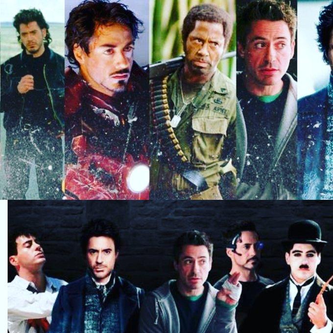 Happy birthday to Robert Downey Jr.