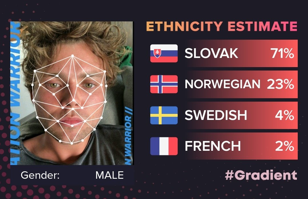 this is so weird what the hell,, i think it's just catching my location but still- ashton's way too beautiful to be from slovakia lmao pic.twitter.com/yR3Ipcsp1v