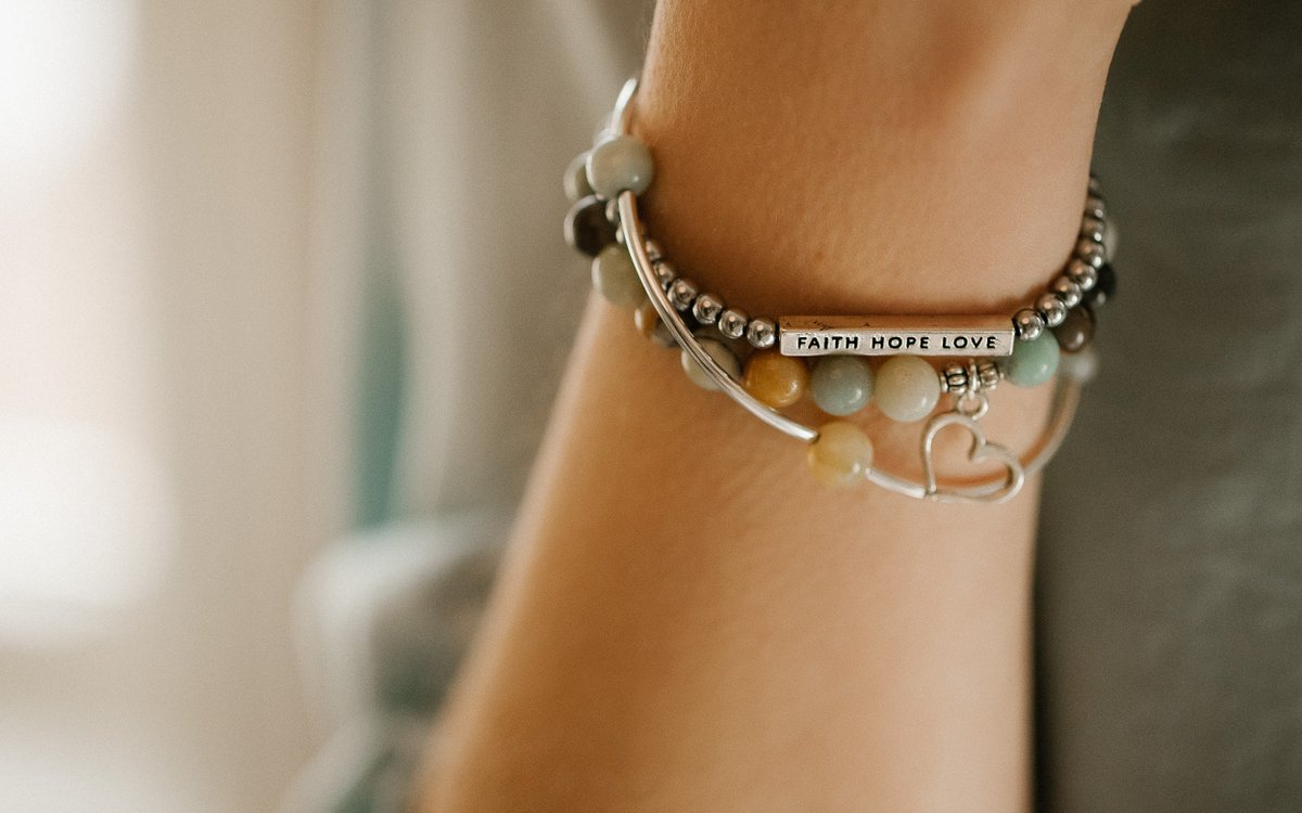 Anything is possible when you have faith. * * Featured Product: Faith Hope Love Intention Word Bracelet, Amazonite Wish, Amazonite Stone Beaded Heart Bracelet #workhardplayhard#feelgood#lookgood#faithhopelove#intentionword#heartbracelet#wish#amazonite#courage pic.twitter.com/eY5UMcY1sg