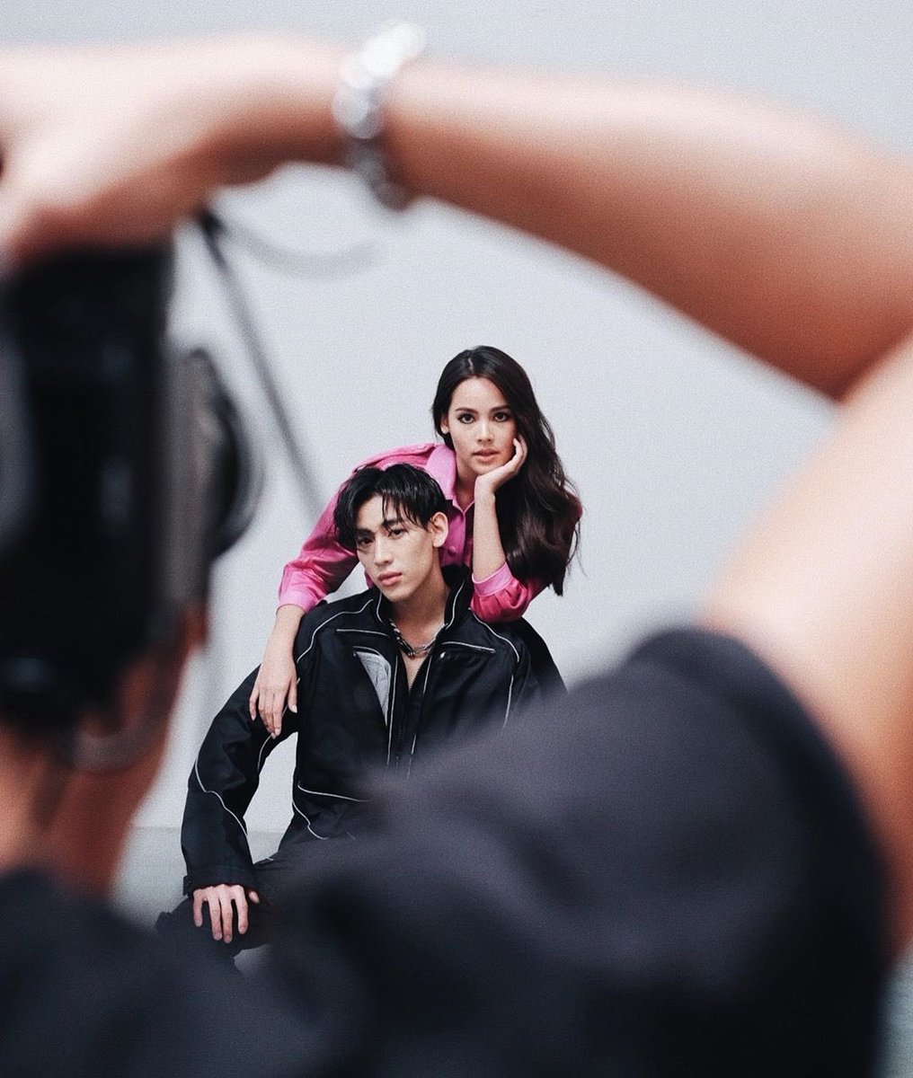 Behind the scenes #urassayas #ญาญ่า #BamBam #bambam1a #GOT7 <br>http://pic.twitter.com/AEkFvuiC0H