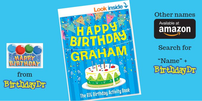 Happy Birthday Graham Norton Have a great day
