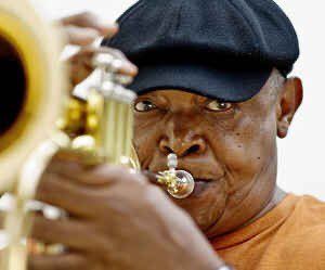 Happy bday Hugh Masekela    cowbell lines in Grazing in the Grass