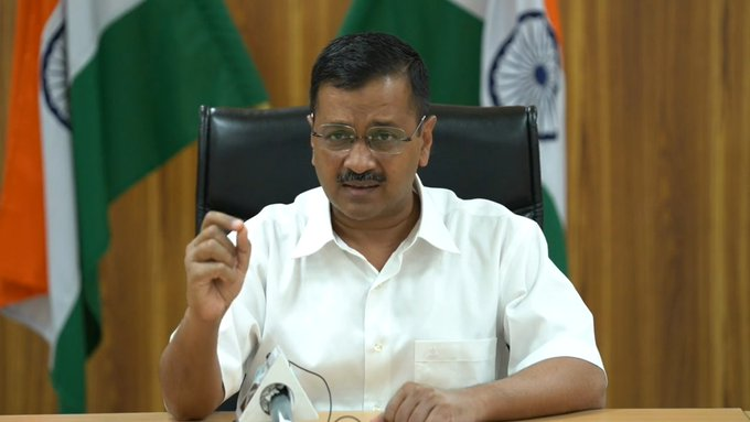 """Only 40 cases of local transmission out of 445 #coronavirus cases in Delhi"": Chief Minister Arvind Kejriwal.  #COVID19 #CoronavirusOutbreak.   ( credit: AAP)pic.twitter.com/7YKn82vVNn"