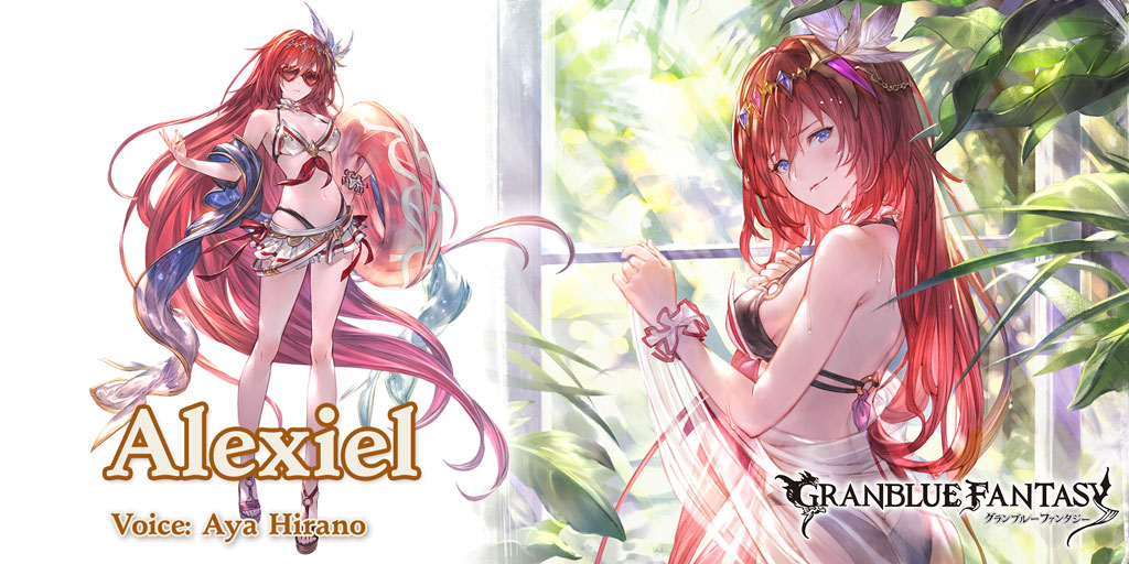 Check out my character in #GranblueFantasy! <br>http://pic.twitter.com/6m5RGv7TLt