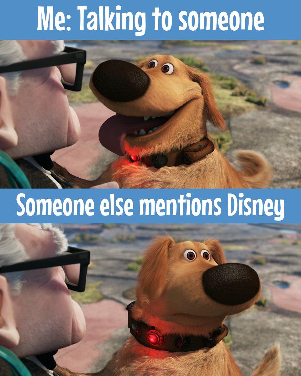 Yeah... that's me. http://www.MouseMingle.com  #Up #Pixar #Disney #funny #PixarDating #DisneyDating #DisneyLife #DisneyLifestyle #DisneyFanpic.twitter.com/BUaiqMb34S