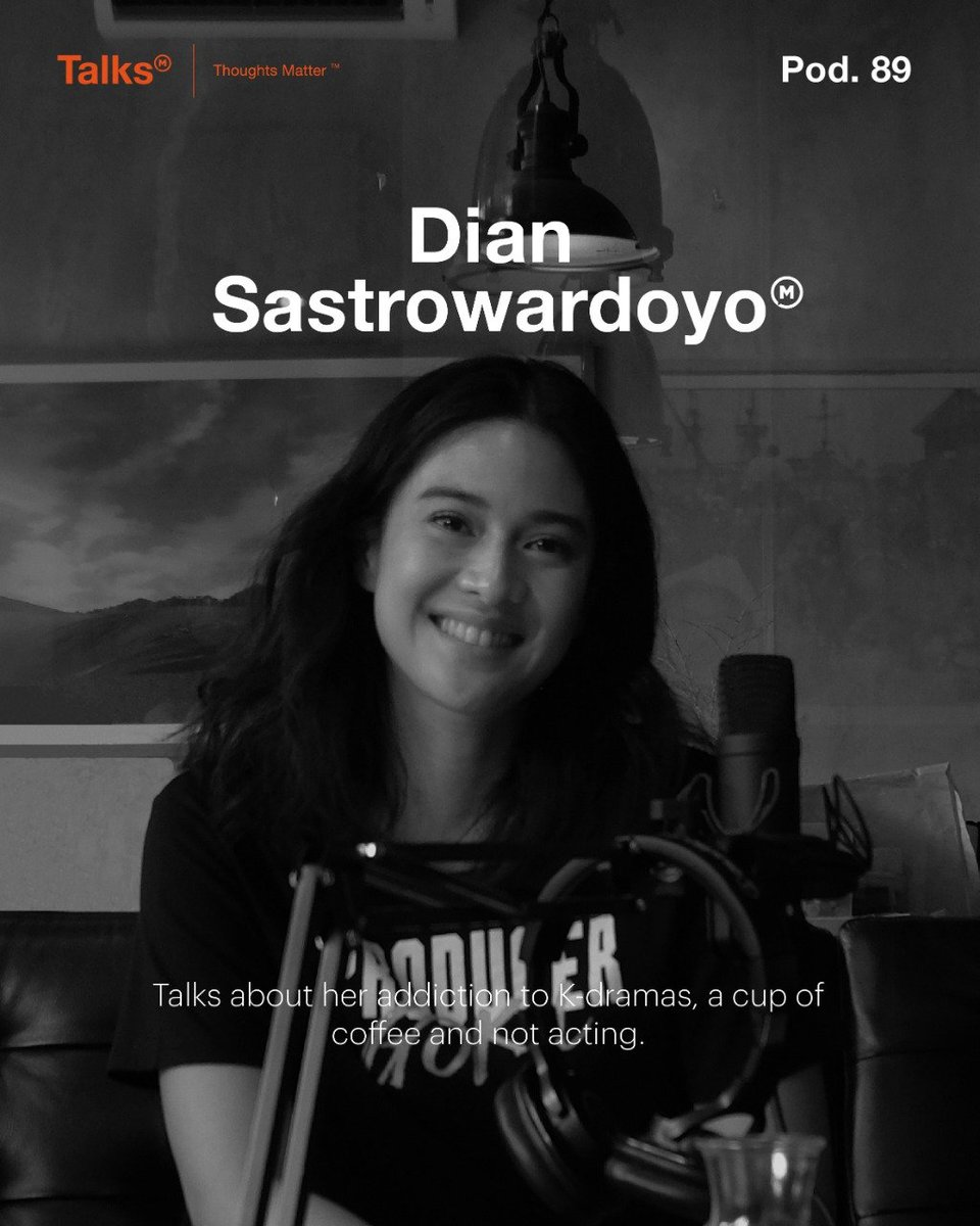 If you didn't click play as soon as you see this post, I think something is wrong with you. A conversation about movies, a wake up call and beauty beyond looks. brothers and sisters, please enjoy this week's episode of Makna Talks with Dian Sastro:  https://t.co/k1mliTb3qs https://t.co/tNz4pIuivk