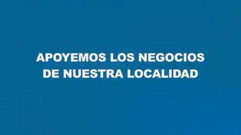 ¡Juntos impulsemos la economía local! #SolidaridadEmpresarial