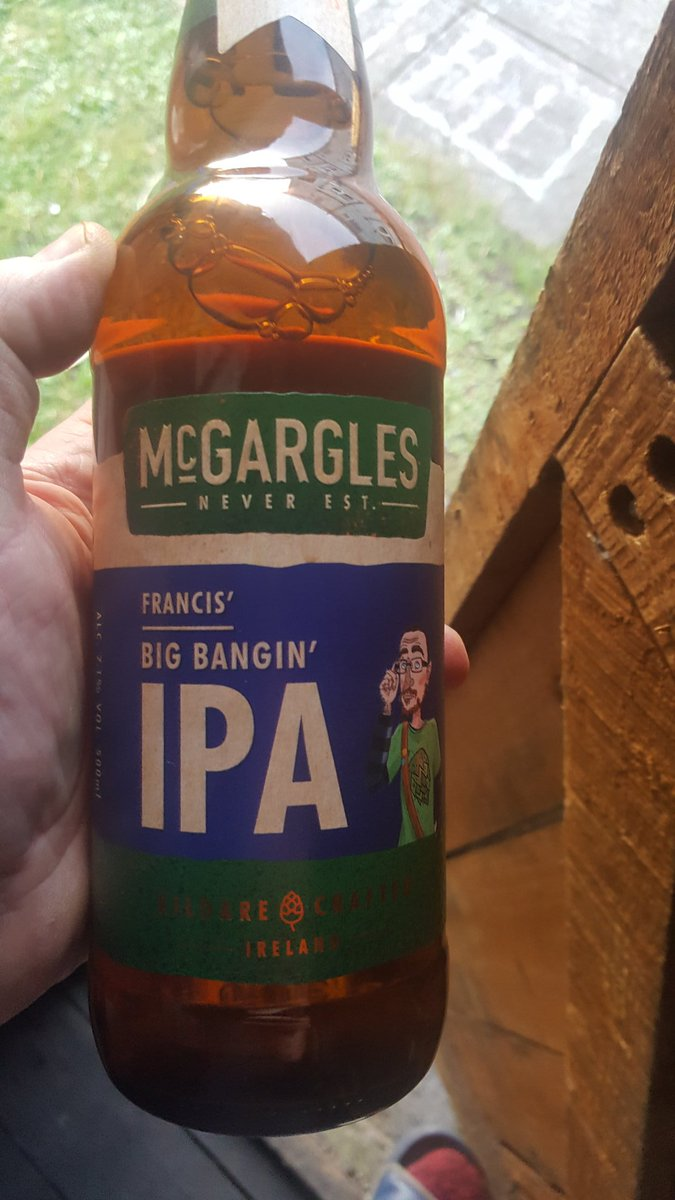 A few of my all time favourites for next weekend @TheMcGargles #IPA 7.1% #craftbeer #supportcraftbeerpic.twitter.com/FmeKUmcPJR
