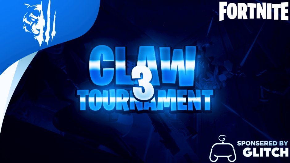 cLaw Fortnite Tournament 3 Sponsored by @glitchshare   https://youtu.be/g5jADyQYiH4  #FortniteTournament #cLawGaming #wearecLawpic.twitter.com/u1Op51Vq1F
