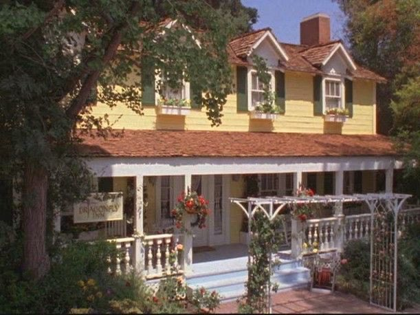 Inspired by Gilmore Girls Cletus Dining at the Dragonfly Inn