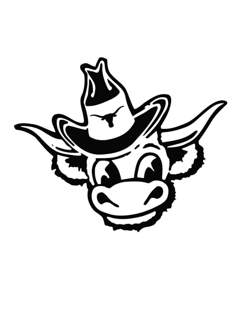 Texas Longhorn Coloring Page - Coloring Home | 1200x927