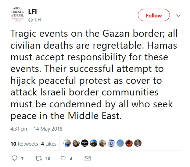 As a member of Labour Friends of Israel, Margaret Hodge is an apologist for the mass murder of unarmed Palestinians by the Israeli government. If Keir Starmer throws Palestinians under the bus, Labours antisemitism crisis will miraculously disappear. twitter.com/margarethodge/…