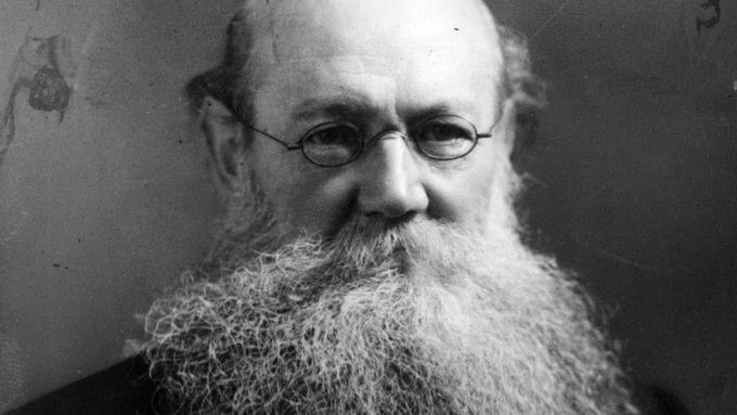 Peter Kropotkin.