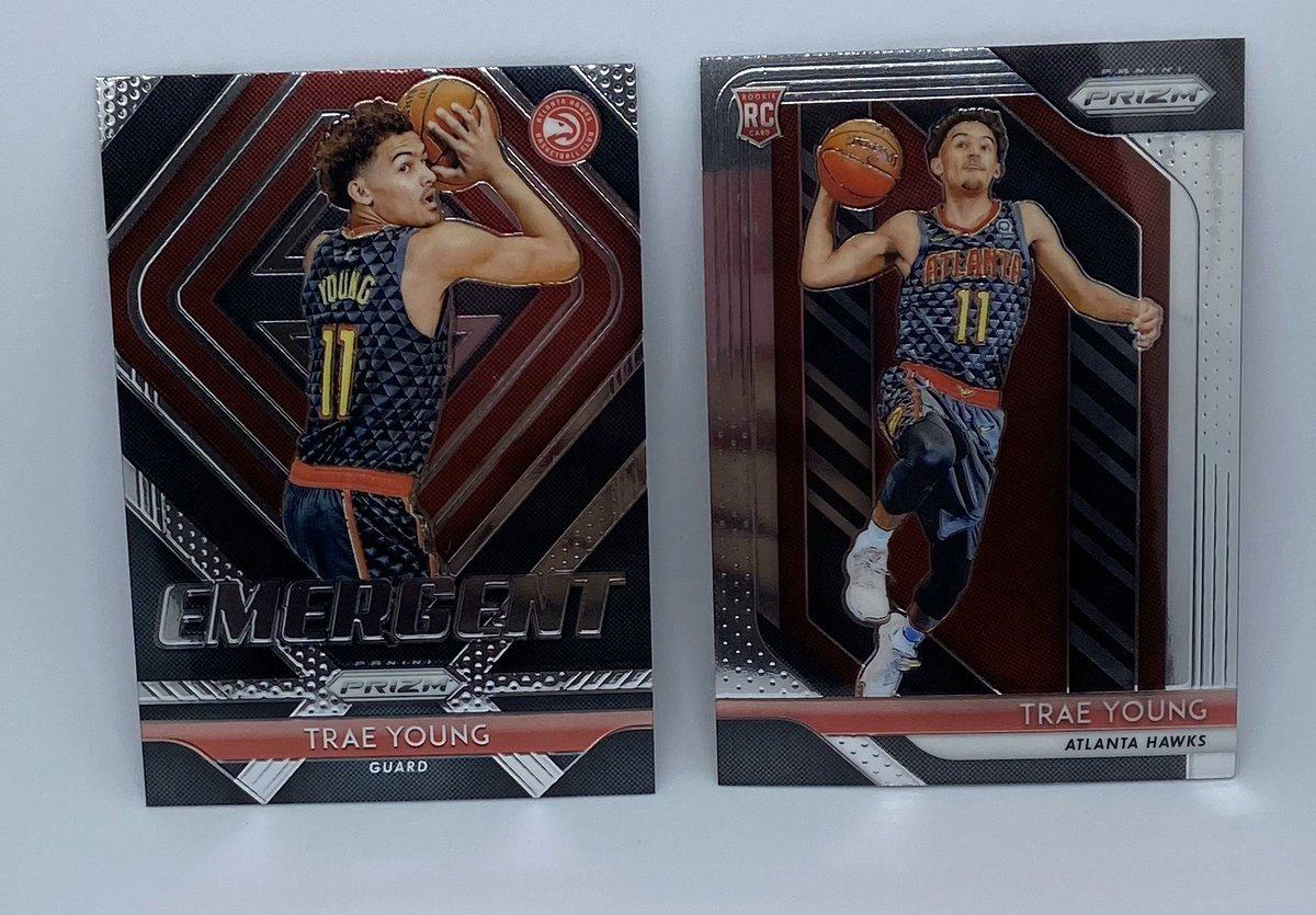 Today's #CoronaLockdown #SaturdayVibes giveaway is a @TheTraeYoung pack! Yesterday was Luka and today is #TraeDay! Drop a comment if you want a chance to win. Hope everyone is well! #thehobby #whodoyoucollect #nba #basketball #basketballcardspic.twitter.com/INUAFw4phw