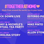 Image for the Tweet beginning: Have some fun #TogetherAtHome this