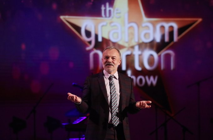 Happy 57th birthday to the greatest talk show host ever, Graham Norton
