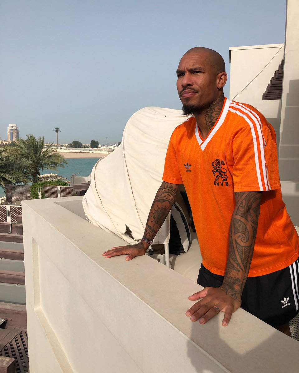 Nigel de Jong @NDJ_Official